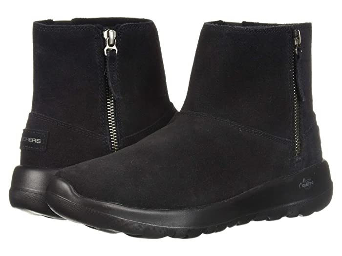 SKECHERS Performance  On-The-Go Joy Goldy (Black) Womens  Boots