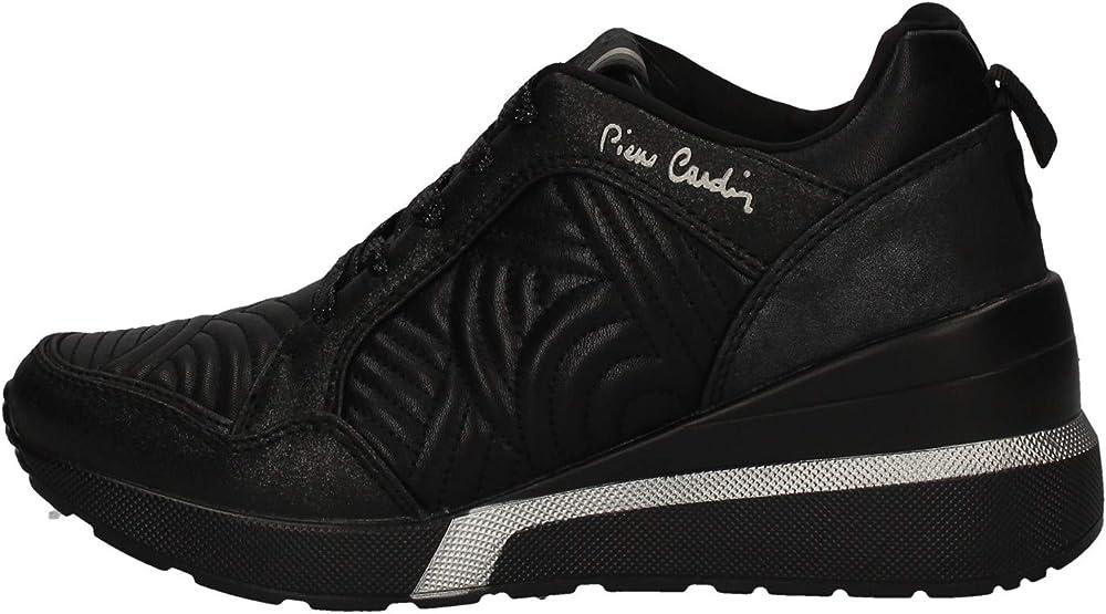 Pierre cardin,sneakers,scarpe da ginnastica per donna,in pelle scamosciata PC952