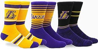 Best la lakers stance socks Reviews