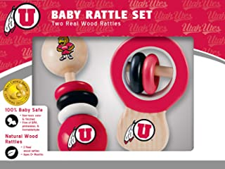 Utah Wood Rattle Set