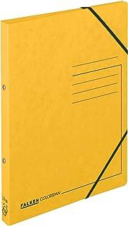 Falken segregator wykonany z bardzo mocnego koloru żółtego
