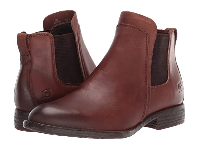 Born  Neah (Brown Full Grain Leather) Womens  Boots