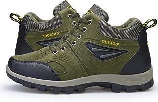 Ashley GAO Winter Plus Chaussures chaudes en velours pour homme Chaussures de trekking, d'escalade, de sport antidérapante...