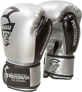 Luva de Boxe Pretorian Elite Cinza