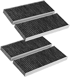 Replacement for CF10553,Cabin air filter for Nissan Frontier,NV1500,NV2500,NV3500,Pathfinder,Xterra,Suzuki Equator (2 Pack)