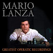 music by mario lanza