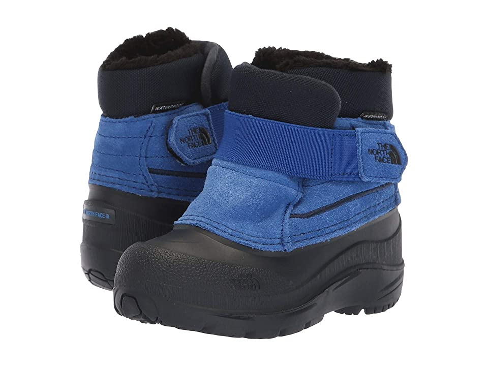 The North Face Kids Aspenglow (Toddler) (Turkish Sea/Urban Navy) Boys Shoes