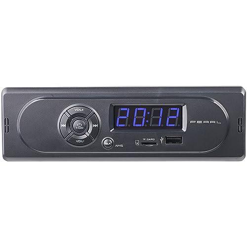 altes radio mp3 umbauen