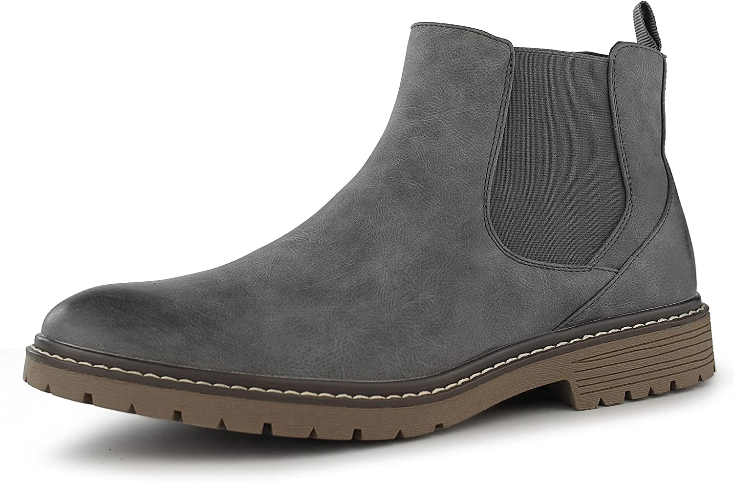 MERRYLAND Men's Casual High quality Dress Lowest price challenge Ankle Boots Chelsea