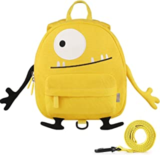 GAGAKU Mini Backpack Small Cartoon Backpack for Kids Toddler - Yellow