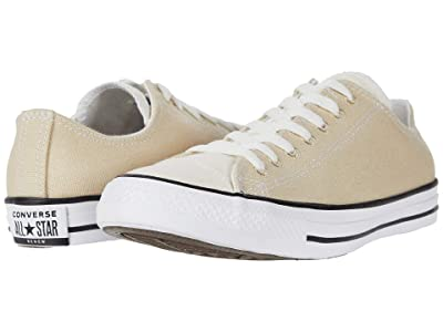 Converse Chuck Taylor All Star Renew Ox (Desert Ore/Natural/Black) Shoes
