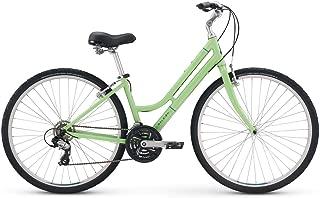 Raleigh Bikes Detour 1 Step Through Womens Hybrid Bike,