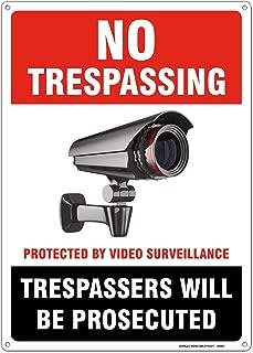 Best video surveillance signs Reviews