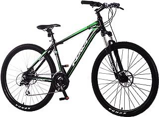 Navi RS500 Hardtail Mountain Bike, Aluminum Alloy Frame, Disc Brakes, Shimano Acera 24-speed, 27.5