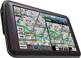 2019年版地図 カーナビ + ドライブレコーダー 7インチ ワンセグ 地デジチューナー内蔵 オービス対応 ポータブルナビ (PD-703R-V19)るるぶ地図 地図更新3年間無料 12V/24V対応 タッチパネル Bluetooth PD-703R-V19