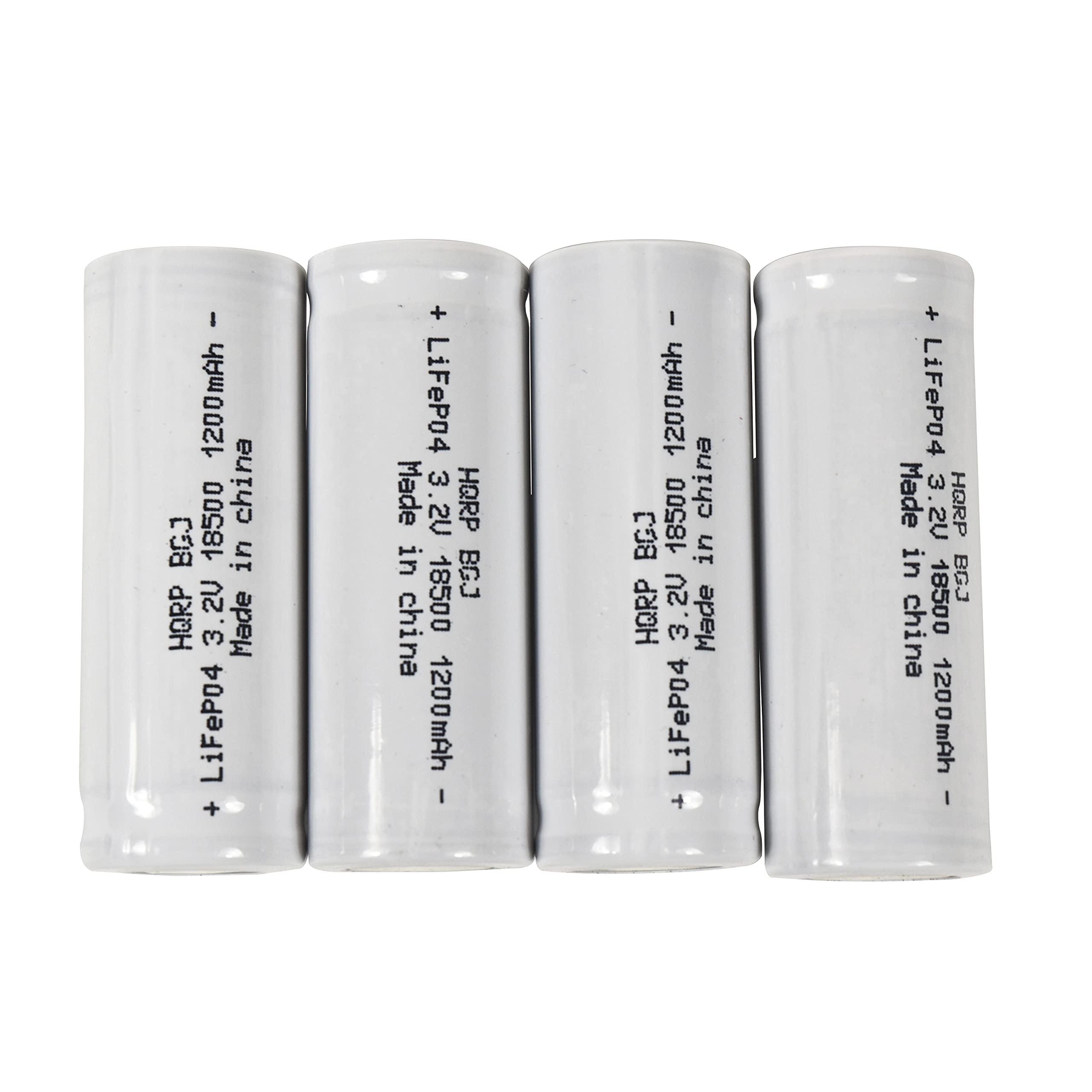 4 Bateria P/ Solar Garden Landscape Patio Light IFR-18500