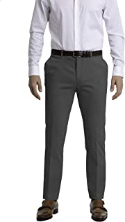 Men's Classic Dress Stretch Chino Pants