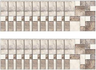 Adhesivo para azulejos Pared Cocina Pegatinas de Vinilo Art