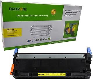 تونر ليزر أصفر من داتازون DZ-9732A، 645A متوافق مع طابعات HP Color LaserJet 5500/5550؛ صورة كانون كلاس C3500/LBP-2710/281...