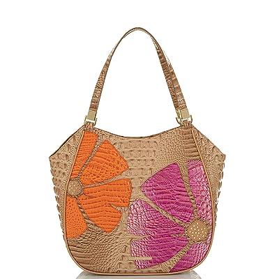 Brahmin Brunswick Marianna Tote (Shortbread) Handbags