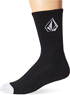 Volcom Men's Full Stone Sock 3-Pack