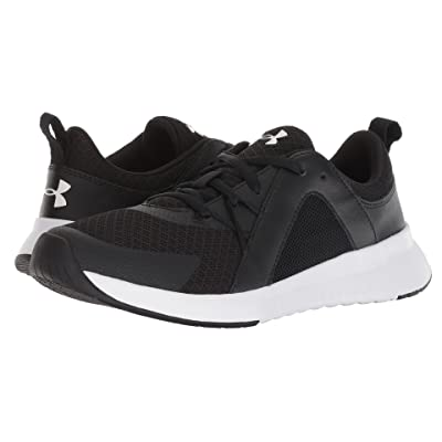 Under Armour UA Tempo Trainer (Black/Black/White) Women