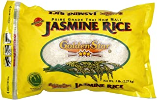 Golden Star Rice Jasmine Prem