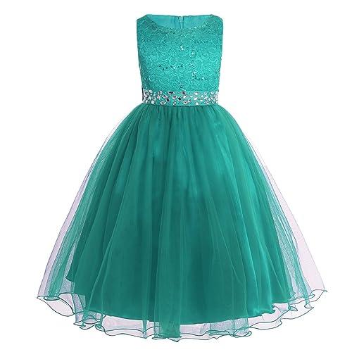 b47f76aa4 Green Birthday Prom Dress  Amazon.co.uk