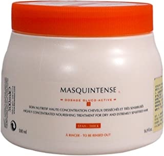 Masquintense Thick by Kerastase for Unisex Hair Mask, 16.9 Ounce