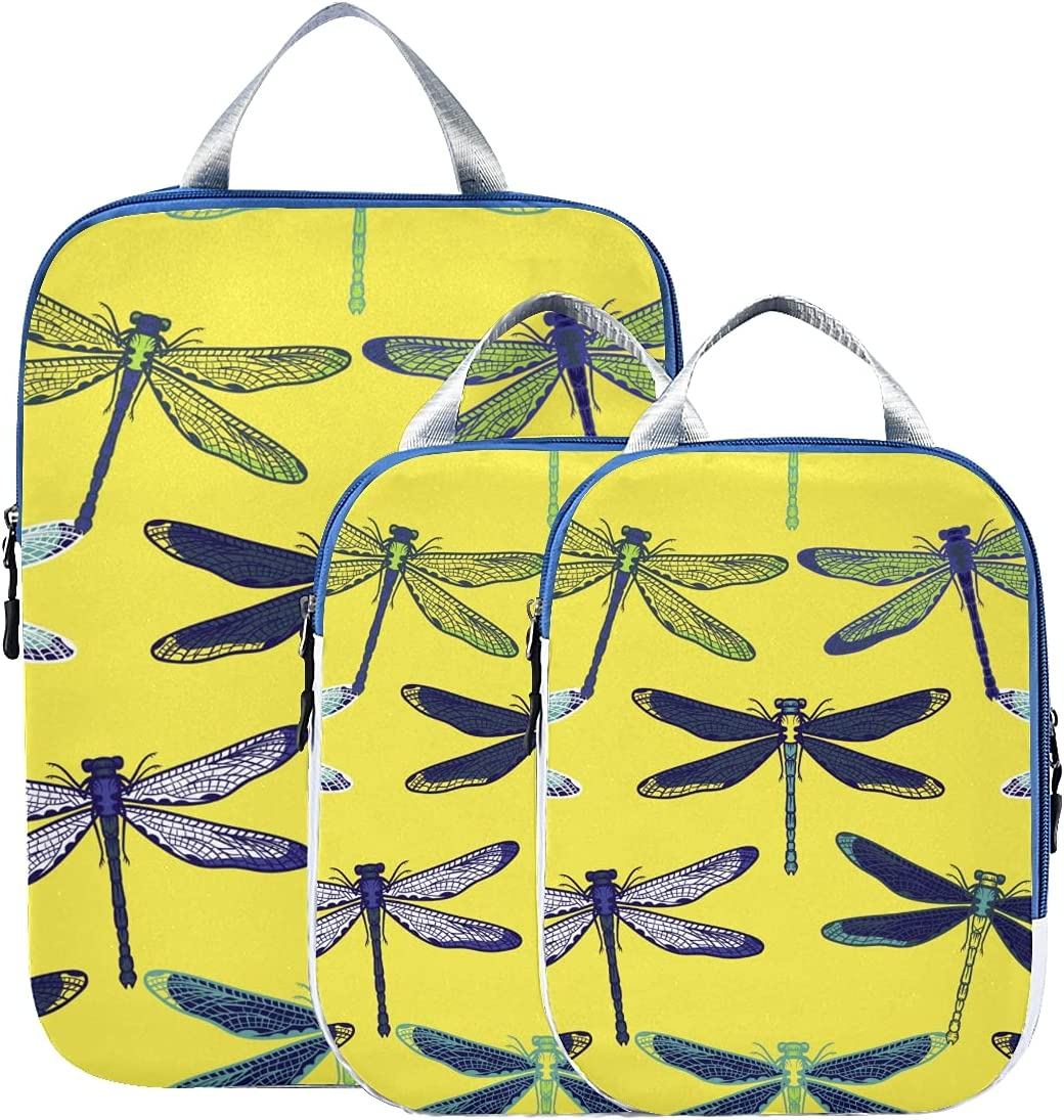 Discount mail order Travel Large-scale sale Accessories Dragonfly Charming Colorful Insect Ba Packing