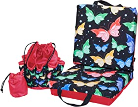 ABS Novelties Butterfly Pattern Cushion and Tote Set