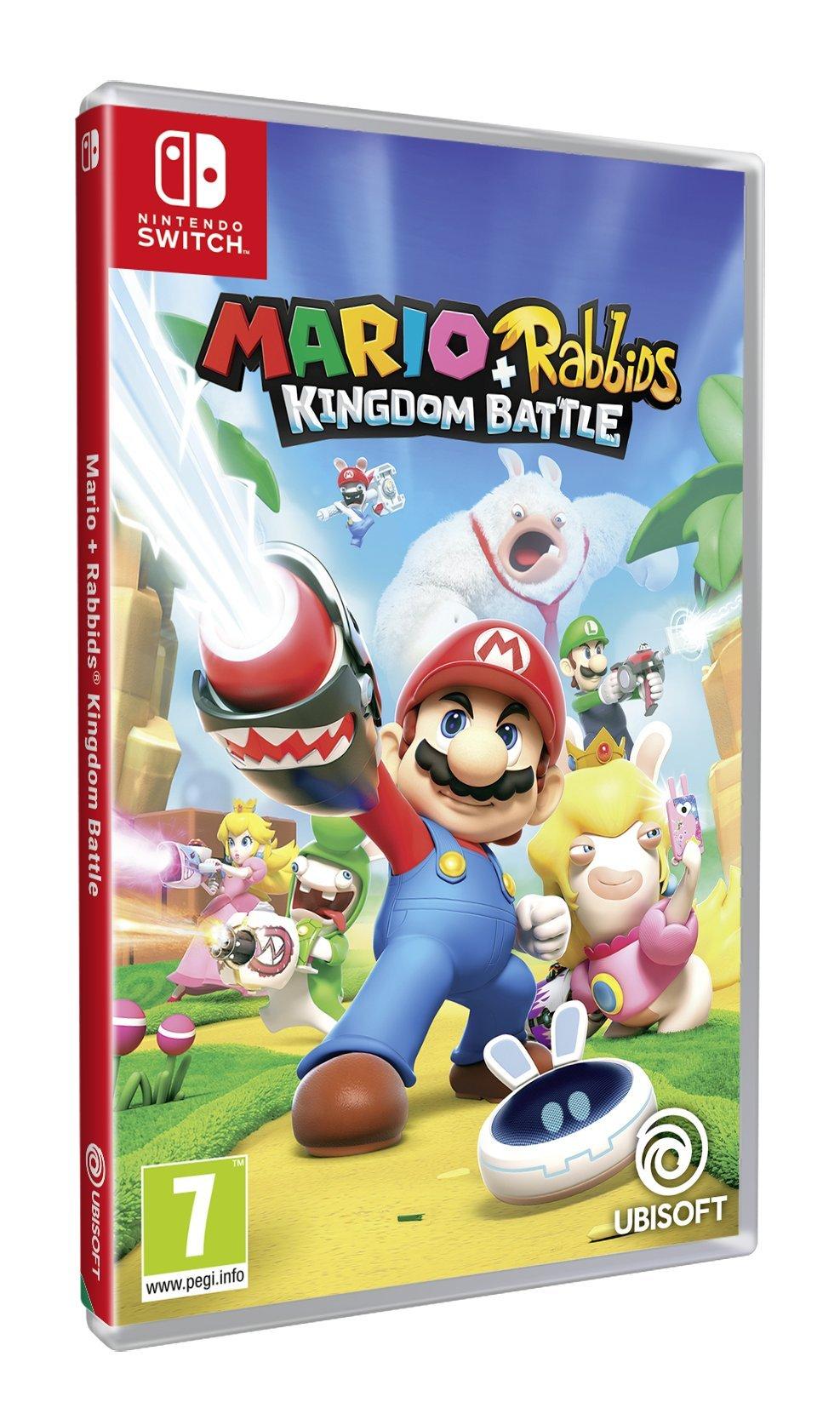 Mario+Rabbids Kingdom Baaae: Amazon.es: Hogar