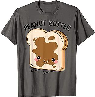 Peanut Butter Matching Halloween Costume Set DIY Jelly Shirt