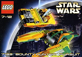 LEGO Star Wars Bounty Hunter Pursuit (7133)