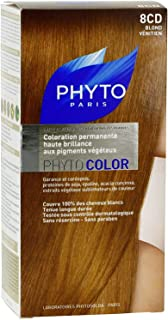 Phyto Color Permanent Hair Color - 8CD Strawberry Blonde