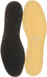 [コロンブス] 天然皮革 中敷き 吸湿性が良く 足に馴染む ゴートインソール男性 サイズ調整 クッション効果