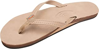 Women's Single Layer Premier Leather Narrow Strap, Sierra Brown, Ladies Medium / 6.5-7.5 B(M) US
