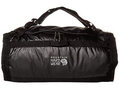 Mountain Hardwear 65 L Camp 4 Duffel (Black) Duffel Bags