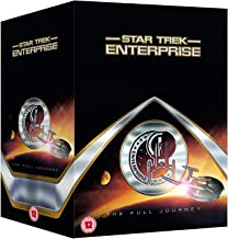 'The Complete Star Trek Enterprise - Full Journey DVD Collection: Season 1, 2, 3, 4 + Special Features (27 Discs) Box Set'
