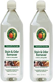 Venus Laboratories Earth Friendly (Petastic) Pet Stain & Odor Remover 32 oz (2-Pack)