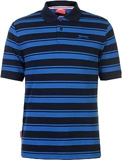 Slazenger Plain Polo Shirt White white