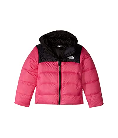The North Face Kids Double Down Triclimate(r) (Little Kids/Big Kids) (Mr. Pink) Girl