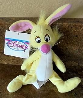 The Disney Store Yellow Rabbit Plush 7