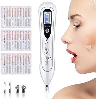 Manchas Cara Eliminación BUDDYGO Skin Tag Mole Removal Pen Intensidad de 9 Niveles para Cara y Cuerpo (Verrugas Nevus T...