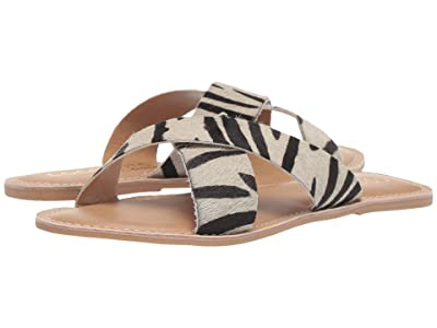 Matisse Pebble (Zebra Cowhair) Women