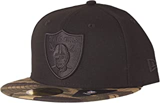 New Era Oakland Raiders 59fifty Basecap Camo