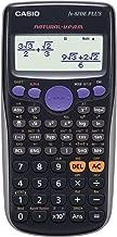 Casio FX-82DE Plus Wissenschaftlicher Taschenrechner, Batteriebetrieb