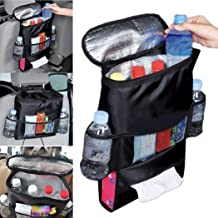 $21 » Cascat Auto Car Back Seat Multi Pockets Storage Organizer Holder Insulation Bag Audio Integration Devices