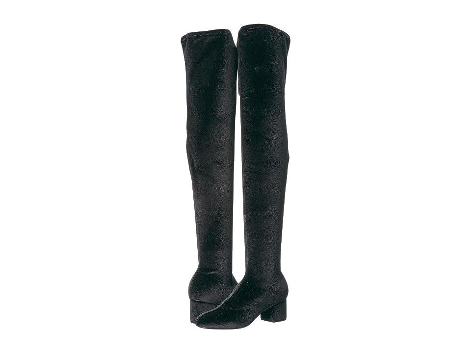 f2edc09960dc9 Sigerson Morrison Kira (Black Velvet) Women s Shoes