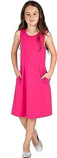 Best girls sleeveless dress Reviews